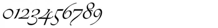Vivaldi H Font OTHER CHARS