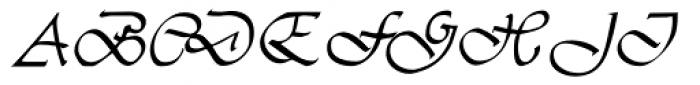 Vivat Font UPPERCASE