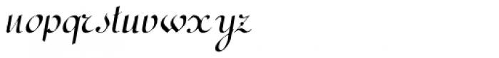 Vivat Font LOWERCASE