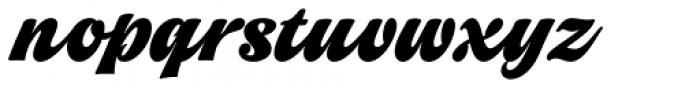 Vivian Script Regular Font LOWERCASE
