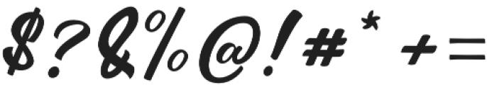 Vladiviqo Regular otf (400) Font OTHER CHARS