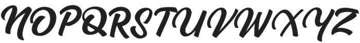 Vladiviqo Regular otf (400) Font UPPERCASE