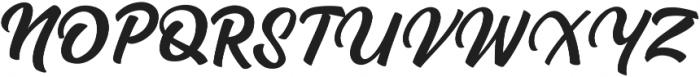 Vladiviqo Regular ttf (400) Font UPPERCASE