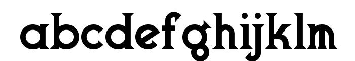 VlaanderenChiseled Font LOWERCASE