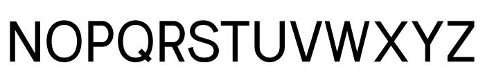 Vladivostok Regular Font UPPERCASE