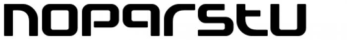 VLNL Decks Different Bold Font LOWERCASE