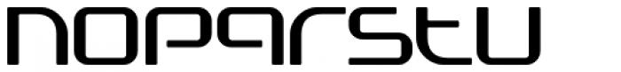VLNL Decks Lite Light Font LOWERCASE