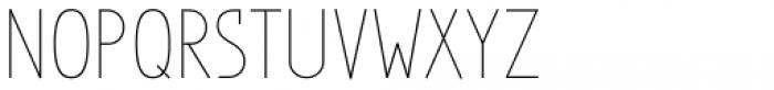 VLNL Kouseband Light Font UPPERCASE