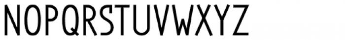 VLNL Kouseband Medium Font UPPERCASE