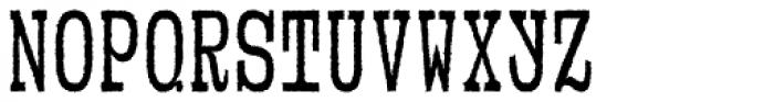 VLNL Neue Sardines Rough Cond Three Font UPPERCASE