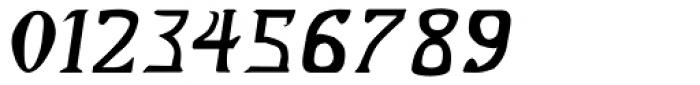 Vladimir Italic Font OTHER CHARS