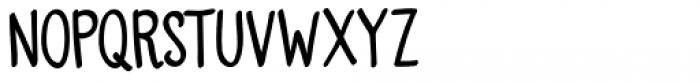 Vlinder Regular Font UPPERCASE