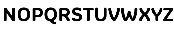 Colette Bold Font UPPERCASE