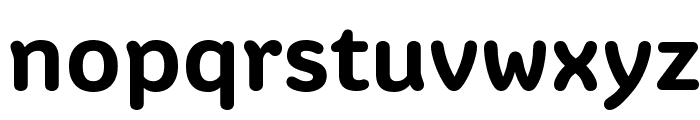 Colette Bold Font LOWERCASE