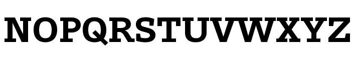 Outsiders Black Font UPPERCASE