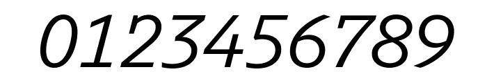 Outsiders MediumItalic Font OTHER CHARS