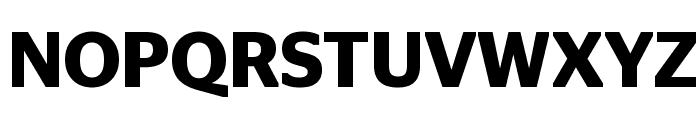 StagSans Semibold Font UPPERCASE