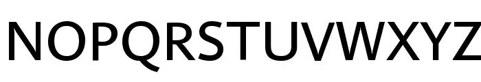 Stella Medium Font UPPERCASE