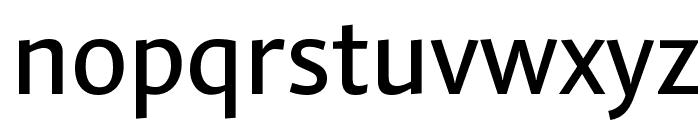 Stella Medium Font LOWERCASE