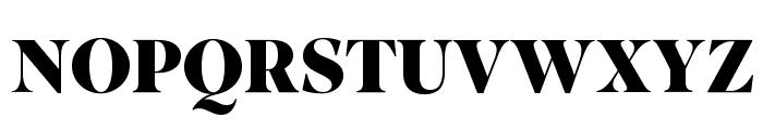 SuperiorTitle Black Font UPPERCASE