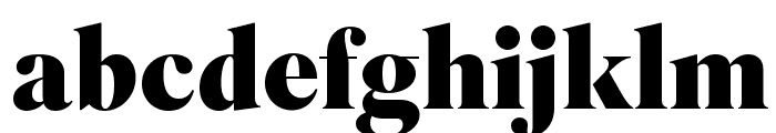 SuperiorTitle Black Font LOWERCASE