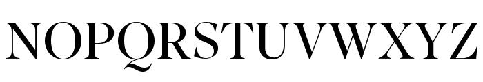 SuperiorTitle Light Font UPPERCASE