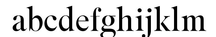 SuperiorTitle Light Font LOWERCASE