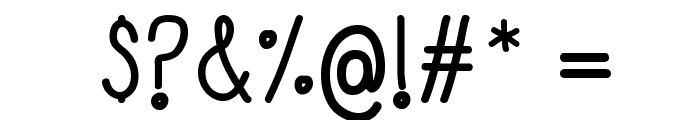VMF_Oh_ForMe Font OTHER CHARS