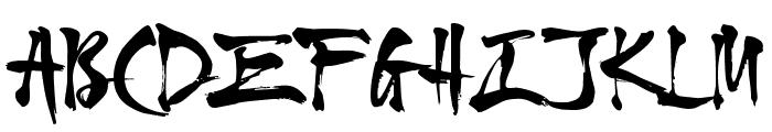 VNI-OngDoHL Font UPPERCASE