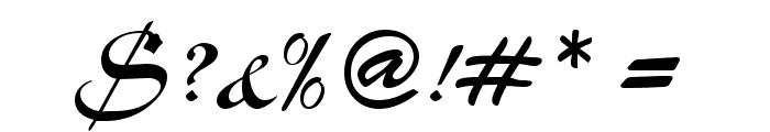 VNI-Slogan Font OTHER CHARS