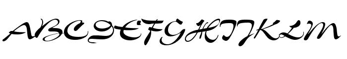 VNI-Slogan Font UPPERCASE