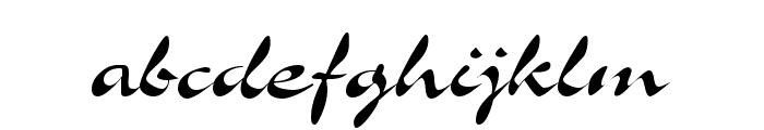 VNI-Slogan Font LOWERCASE