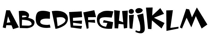 VNI-Whimsy Font LOWERCASE