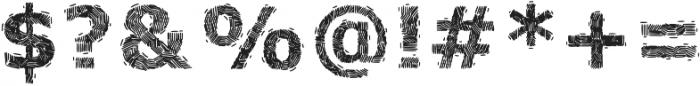 VOLOSorganicfont ttf (400) Font OTHER CHARS