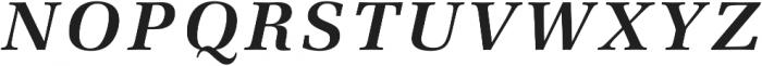 Volare Regular ttf (400) Font UPPERCASE