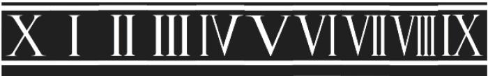 Volitiva Regular ttf (400) Font OTHER CHARS