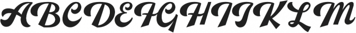 Volkschaft TF otf (400) Font UPPERCASE
