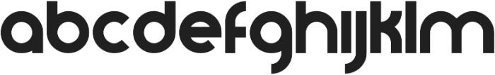 VomZom ttf (400) Font LOWERCASE