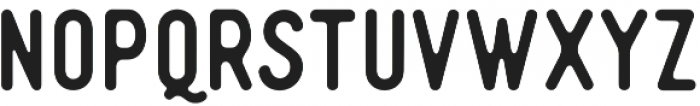 Voster Typeface otf (400) Font UPPERCASE
