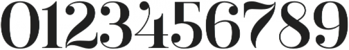 Vourla Contrast Basic otf (400) Font OTHER CHARS