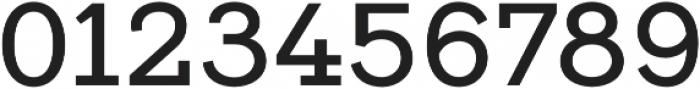 Vourla Serif otf (400) Font OTHER CHARS
