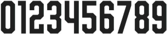 Vourla Square Basic otf (400) Font OTHER CHARS
