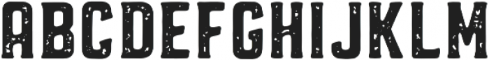 Voyager Aged otf (400) Font LOWERCASE