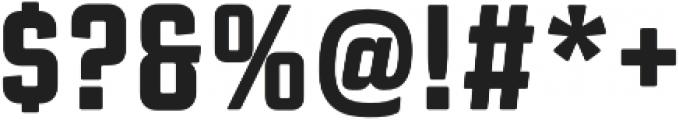 Voyager Outline otf (400) Font OTHER CHARS