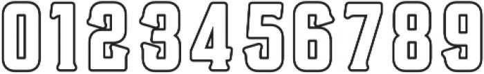Voyager Regular otf (400) Font OTHER CHARS