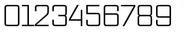 Vox Pro Light Regular Font OTHER CHARS