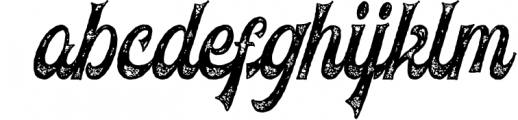Voltury 4 fonts with extras 1 Font LOWERCASE