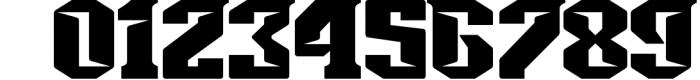 Vorg typeface 1 Font OTHER CHARS