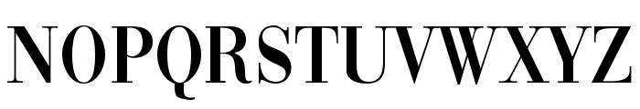 Vogue Regular Font LOWERCASE
