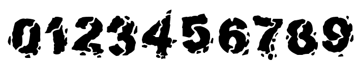 Volcanic Dungeon Font OTHER CHARS